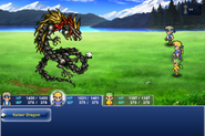 FFVI PC Kaiser Dragon Battle (dummy)
