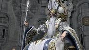 FFXIV Thordan VII Throne