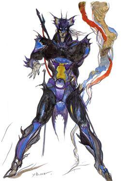 Final Fantasy Iv Concept Art Final Fantasy Wiki Fandom