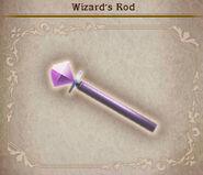 Bravely Default Wizard's Rod