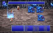 DEV using Esuna from FFIII Pixel Remaster
