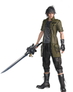 DFFNT Noctis Prince's Fatigues B