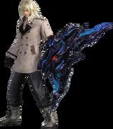 DFFNT Snow Villiers Costume 01-B
