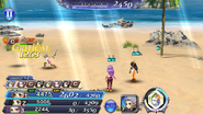DFFOO Ashe BRV Attack
