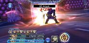 DFFOO Leon HP Attack