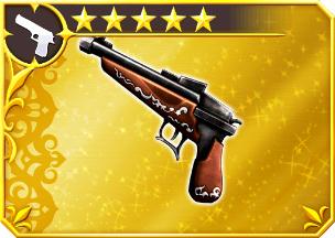 Magicite Pistol