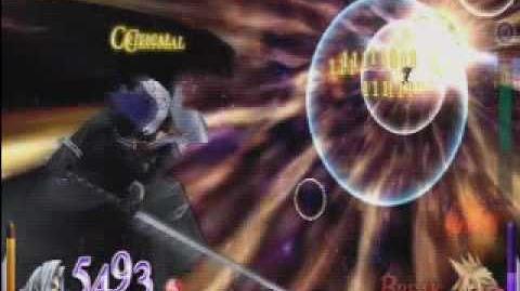 Dissidia Final Fantasy - Sephiroth's EX Burst