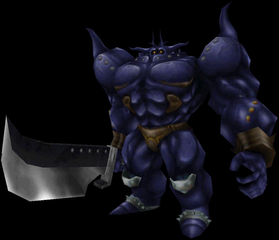 Iron Giant (Final Fantasy VIII)