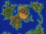 Final Fantasy IV Overworld Remastered