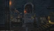 FFXIV Sastasha Captain's Quarters Gate