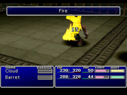 Fire (FFVII)