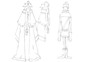 Fungus people concept for Final Fantasy Unlimited