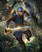 Mobius Prince of Lorasia
