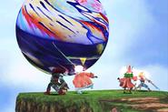 Ozma battle from FFIX Remastered