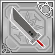 FFAB Buster Sword R