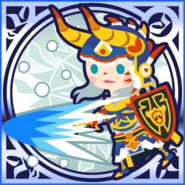 FFAB Dayflash - Warrior of Light Legend SSR