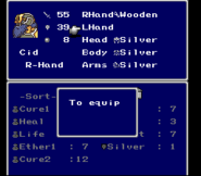 FFIV SNES Two-handed Missing Text