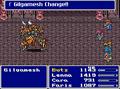 FFV SNES Gilgamesh Changed!!