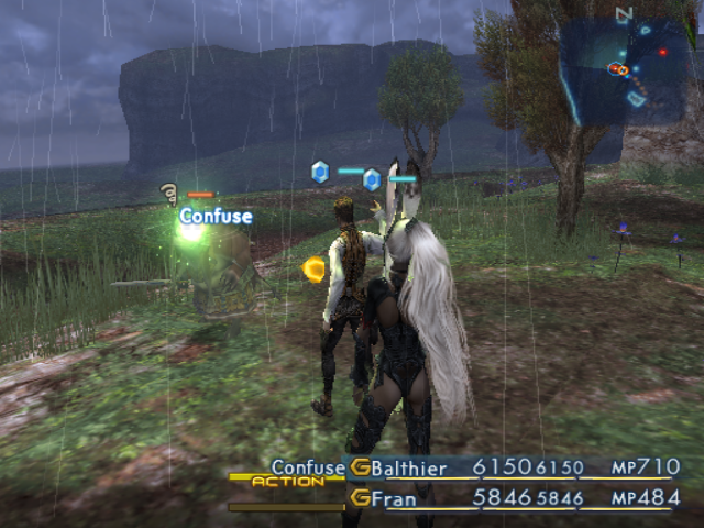 Arcane Magicks (Final Fantasy XII)/Original