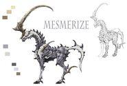 FFXV Mesmenir Artwork
