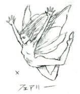 Fairy FFV Art(unused)