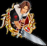 KHUX KH2 Leon Ver B 6★ Medal