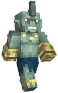 Minecraft FFXV Bussemand
