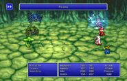 WHM using Poisona from FF Pixel Remaster