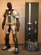 XIV Armor Display 2