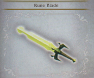 BD Rune Blade
