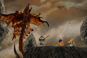 Deathguise battle from FFIX Remastered.png