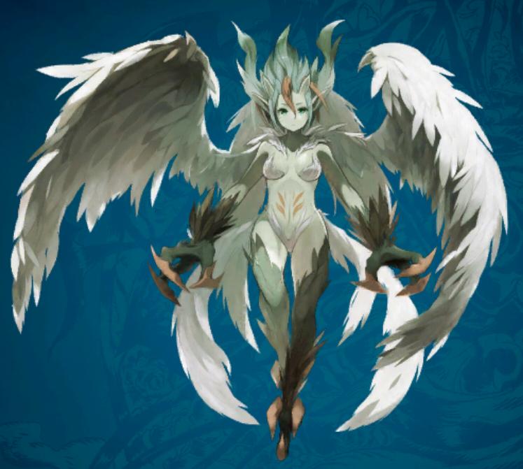 Garuda (Dimensions II)