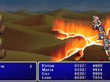 Sand Worm (Final Fantasy II)