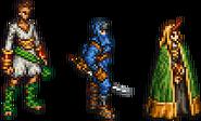 FFRK Marach, Ninja, & Summoner FFT