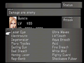 FFVIII Status Menu 6