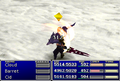 FFVII Cloud Morph
