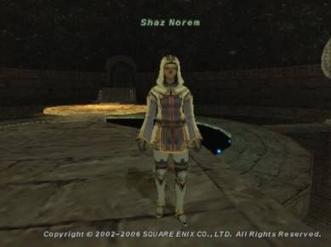 FFXI Sybil Guard Shaz Norem