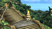 FFX HD Kilika Temple Stone Steps