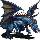 Blue Dragon (Final Fantasy II)