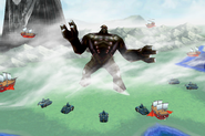Giant Babil Fall
