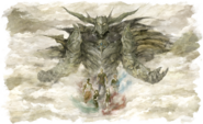 Key art from Stranger of Paradise Final Fantasy Origin 02