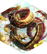 Morrow Gold Dragon Alt2 from FFD2