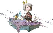 Rolan on a Rock