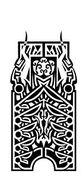 Adrammelech Glyph Art