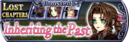 Aerith Lost Chapter banner GL from DFFOO