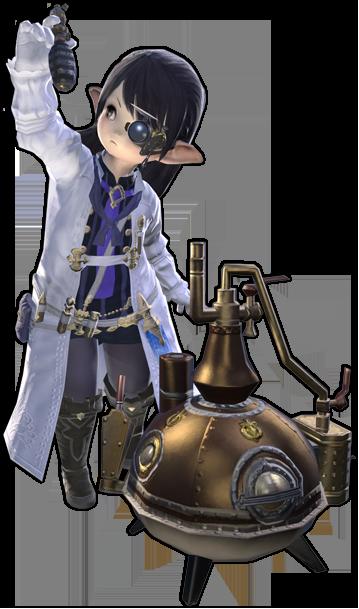 Alchemist (Final Fantasy XIV)