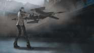 Aranea in FFXV Dawn of the Future