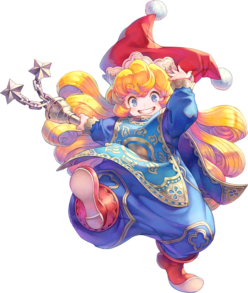 Charlotte (Trials of Mana)