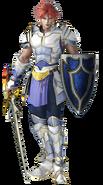 DFFNT Guerriero della luce costume 5