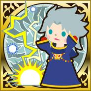 FFAB Thundara - Warrior of Light Legend SR+